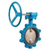 BF Series Wafer/Lug Butterfly Valves