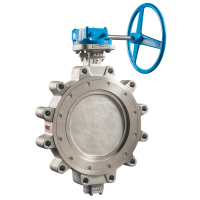 HP Series High Performance Double Offset Butterfly Valve