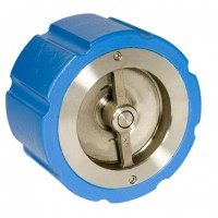 Compact Wafer Silent Check Valve
