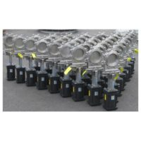 Knife Gate Valve Actuators