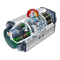 PIK Series: Pneumatic Actuator
