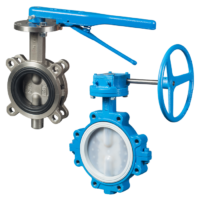 SB Series Wafer/Lug Butterfly Valves