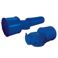 SY Series: Heavy Duty Scotch Yoke Pneumatic Actuators