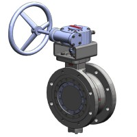TE Series Triple Offset Butterfly Valve